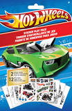 Hot Wheels Sticker Play Pack Stickers