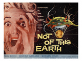 Not of This Earth, Beverly Garland, 1957 Photo