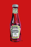 Heinz Tomato Ketchup Pósters