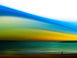 Power Walk Photographic Print by Josh Adamski