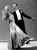 The Gay Divorcee, Ginger Rogers, Fred Astaire, 1934 Posters
