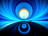 Vortex Photographic Print by Josh Adamski