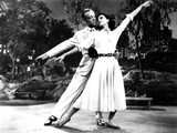 The Band Wagon, Fred Astaire, Cyd Charisse, 1953 Posters