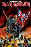 Iron Maiden - Maiden England Print