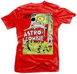 Astro Zombiez T-shirts