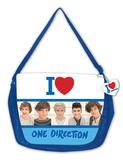 One Direction Messenger Bag Taschen mit speziellen Motiven