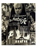 The Last Will of Dr. Mabuse, (AKA Le Testament Du Dr. Mabuse), Rudolf Klein-Rogge, 1933 Photo
