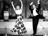 Shall We Dance, Ginger Rogers, Fred Astaire, 1937 Posters