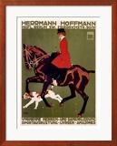 Herrmann Hoffmann Gerahmter Giclée-Druck von Ludwig Hohlwein