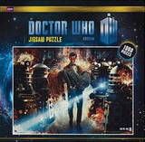 Doctor Who Flames 1000 Piece Jigsaw Puzzle Puzzle