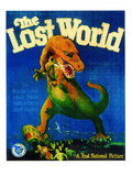 The Lost World, 1925 Prints