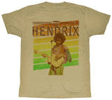 Jimi Hendrix - Night Nubbin T-shirts