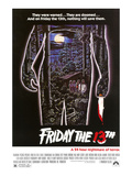 Friday the 13th, 1980 Posters