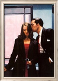 Contemplation of Betrayal Poster by Jack Vettriano