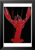 Lobster, c.1982 Prints by Andy Warhol
