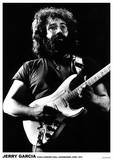 Jerry Garcia Copenhagen 1972 Prints
