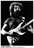 Jerry Garcia Copenhagen 1972 Prints