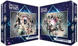 Doctor Who 1000 Piece Jigsaw Puzzle Double Pack Puzzle