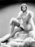 Destry Rides Again, Marlene Dietrich, 1939 Print
