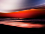 Red Wave Photographic Print by Josh Adamski