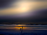 Night Stroll Photographic Print by Josh Adamski
