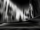 Memories Lane Fotografie-Druck von Josh Adamski