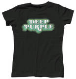 Juniors: Deep Purple - 3D Type T-Shirts