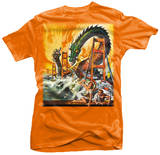 Sea Serpent T-shirts