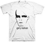 Gary Numan - Face (slim fit) T-shirts