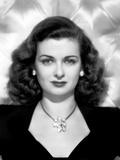 Joan Bennett, Portrait Foto - joan-bennett-portrait