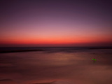 Night Surfer Stampa fotografica di Josh Adamski