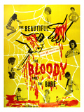 The Beautiful, the Bloody, And the Bare, 1964 Kunstdrucke