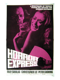 Horror Express, Juan Olaguivel, Helga Line, 1973 Photo