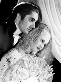Marie Antoinette, Tyrone Power, Norma Shearer, 1938 Photo