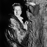 The Pit and the Pendulum, Vincent Price, 1961 Photo