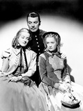 The Old Maid, Bette Davis, George Brent, Miriam Hopkins, 1939 Photo