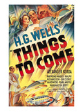 Things to Come (AKA H.G. Wells' Things to Come), 1936 Photo