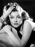 Ann Sheridan, Portrait Used as the Cover for Silver Screen-August 1940 Photo