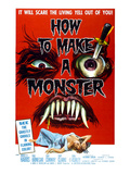 How to Make A Monster, 1958 Photo