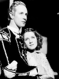 Romeo and Juliet, Leslie Howard, Norma Shearer, 1936 Print