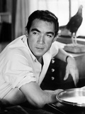 Anthony Quinn, March 15, 1957 Posters