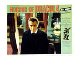 Horror of Dracula, Christopher Lee, 1958 Poster