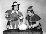 Jack and the Beanstalk, Bud Abbott, Lou Costello [Abbott & Costello], 1952 Photo