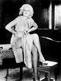 Red Dust, Jean Harlow, 1932 Photo