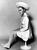 Faye Dunaway, Portrait ca. 1960s Photo