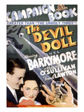 The Devil Doll, Frank Lawton, Maureen O'Sullivan, 1936 Posters