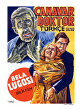 The Dark Eyes of London, (AKA the Human Monster, AKA Dead Eyes of London, AKA Canavar Doktor), 1940 Poster