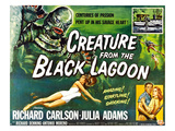 Creature From the Black Lagoon, 1954 Affiches