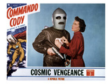 Commando Cody, Judd Holdren, Aline Towne, 1953 Posters