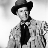 The First Texan, Joel McCrea, 1956 Pósters
